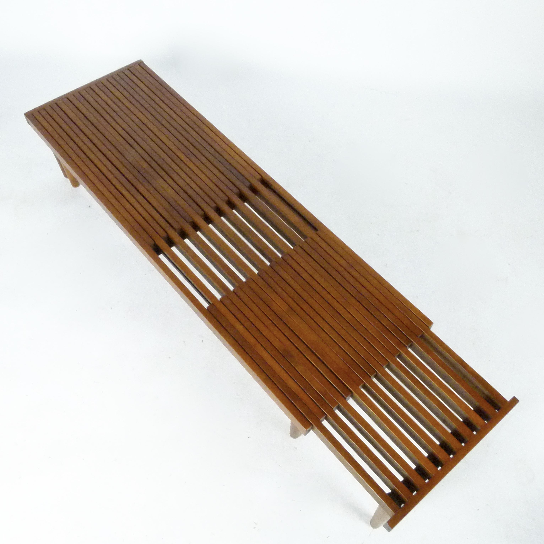 John Lewis Acacia Wood Slatted Cookbook Stand | Wood slats